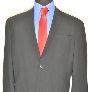 Perry Ellis 46R Sport Coat Blazer Suit Jacket